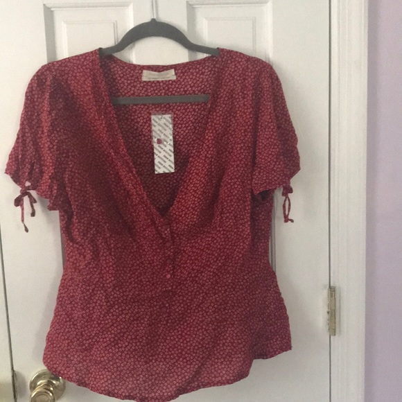 Urban Outfitters Tops - Urban outfitters V-neck Babydoll Style Blouse